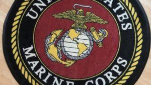 Military Logo Mats