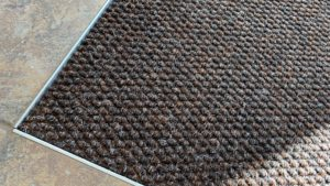 Recessed Well Matting
