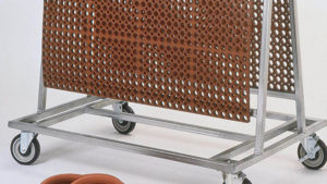 Mat Utility Cart