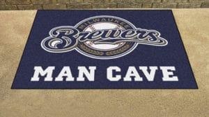 Man Cave Mat – MLB