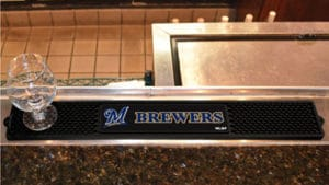 Bar Rail Drink Mat – MLB