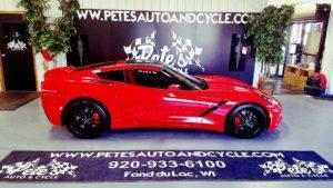 Pete Frank - Pete's Auto & Cycle - Fond du Lac, WI